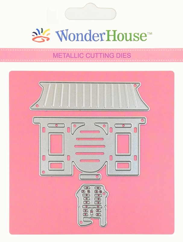 342/WonderHouse/ワンダーハウス/ダイ(抜型)/雷門 大提灯 浅草 お祭り 初詣 寺沼麻美