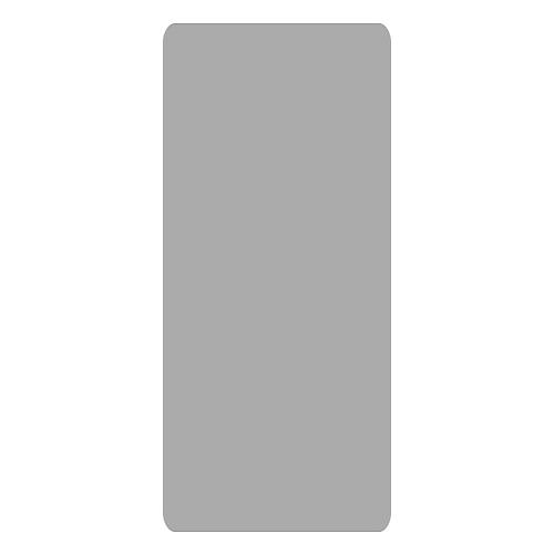 W001-F/WonderHouse/ワンダーハウス/ワンダーカッツ専用 F カット&エンボス用PVCパッド(塩ビ/グレー) 3mm