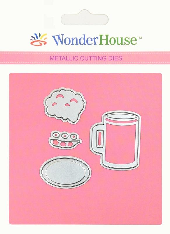 343/WonderHouse/ワンダーハウス/ダイ(抜型)/ビール 枝豆 寺沼麻美