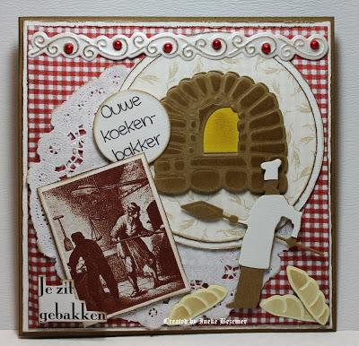 6002-0306/Joy! Crafts/ジョイ・クラフツ/ダイ(抜型)/Open oven パン屋 石かまど