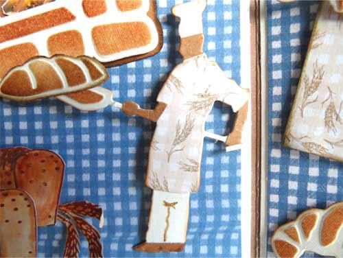 6002-0308/Joy! Crafts/ジョイ・クラフツ/ダイ(抜型)/Baker パン職人