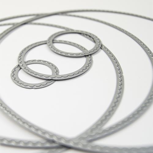 483E/Tonic Studios/トニック・スタジオ/ダイ(抜型)/Scalloped Circle Nesting サークル スカラップ レイヤー