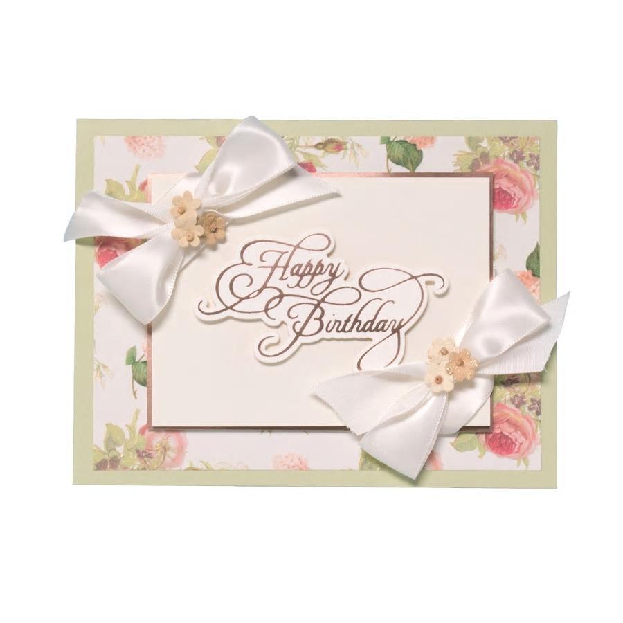 【GLP-033】グリマープレート/Happy Occasions text お祝いの日のテキスト※こちらは型抜きではありません