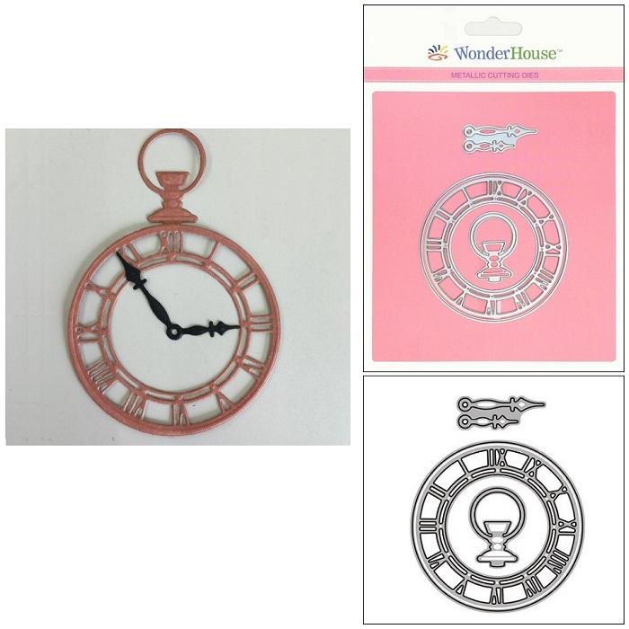 332/WonderHouse/ワンダーハウス/ダイ(抜型)/時計 懐中時計