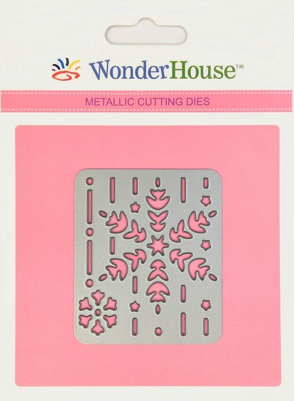 291/WonderHouse/ワンダーハウス/ダイ(抜型)/雪 ランタン