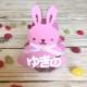 347/WonderHouse/ワンダーハウス/ダイ(抜型)/兎 うさぎ ウサギ rabbit ラビット bunny バニー