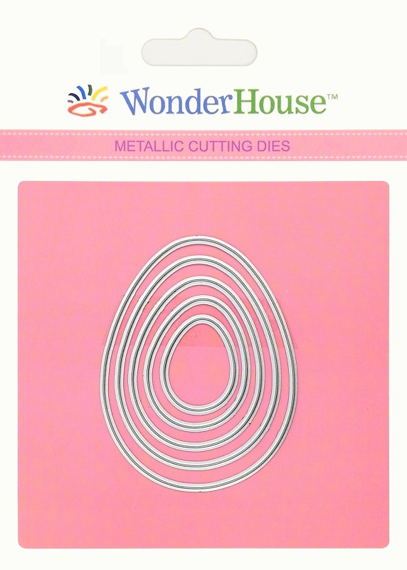 352/WonderHouse/ワンダーハウス/ダイ(抜型)/たまご タマゴ 卵 Egg レイヤー