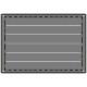 【404】/ワンダーハウス/ダイ(抜き型)/メッセージカード 寄せ書き 長方形