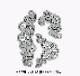 訳あり商品 数量限定限り!!491E/Tonic Studios/トニック・スタジオ/ダイ(抜型)/Swirls Sensational Sprig 小枝 モチーフ