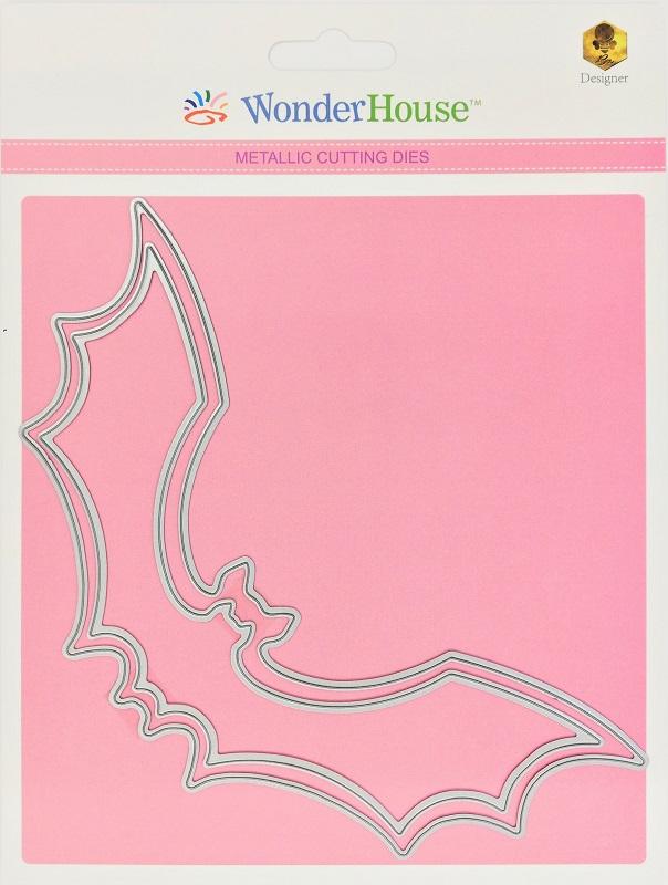 270/WonderHouse/ワンダーハウス/ダイ(抜型)/コウモリ こうもり 蝙蝠 bat