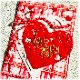 314/WonderHouse/ワンダーハウス/ダイ(抜型)/Heart Love you テキスト