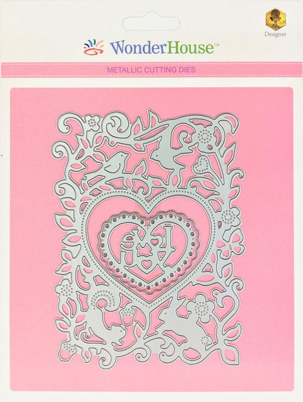 274/WonderHouse/ワンダーハウス/ダイ(抜型)/小鳥 森 花