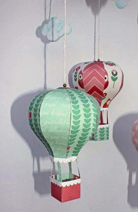 【S5-304】/スペルバインダーズ/ダイ(抜型)/ 気球