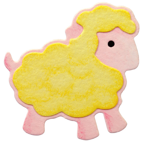 N42-236/WonderHouse/ワンダーハウス/ダイ(抜型)/sheep 羊 ひつじ