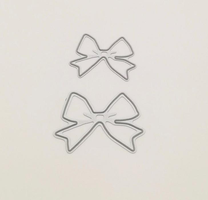 【397】/ワンダーハウス/ダイ(抜型)/リボン