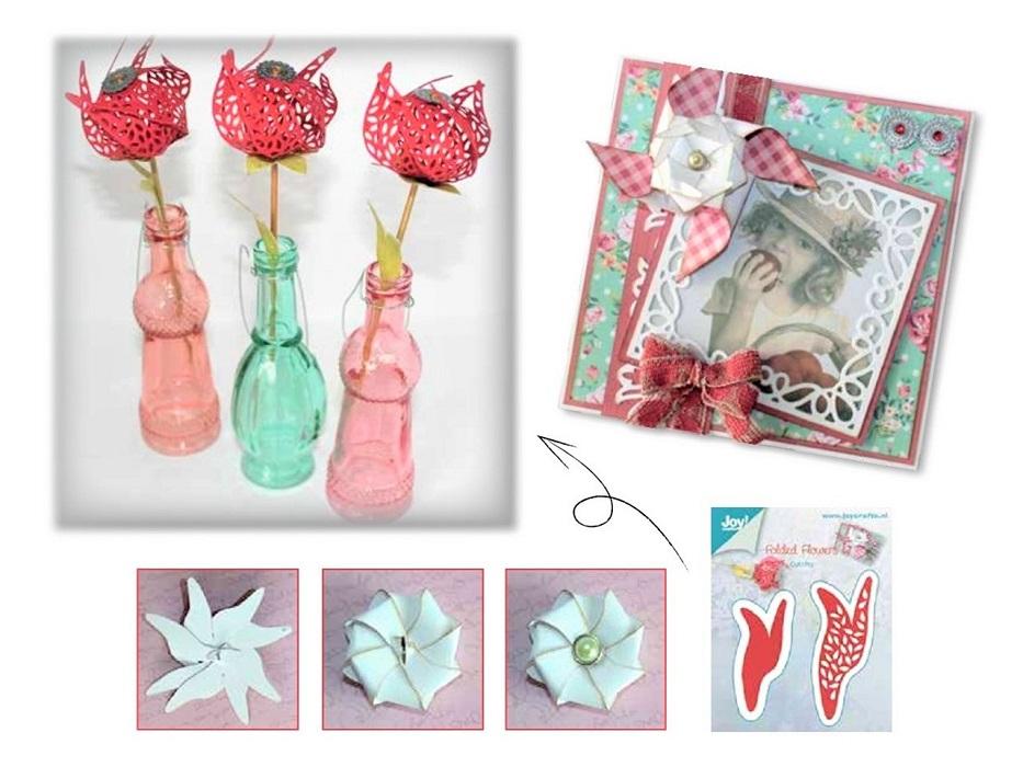 6002-0470/Joy! Crafts/ジョイ・クラフツ/ダイ(抜型)/Tulip チューリップ