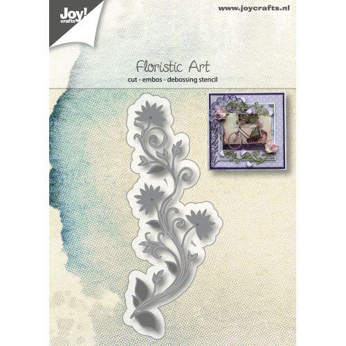 6002-1169/Joy! Crafts/ジョイ・クラフツ/ダイ(抜型)/Floristic art 花 フラワー