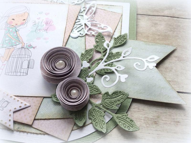 6002-0473/Joy! Crafts/ジョイ・クラフツ/ダイ(抜型)/Roll up roses spiral ロールアップ ローズ スパイラル