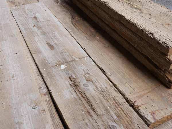 【板材】 中古巾木Mサイズ 約150×約15×長さ950mm   材質 国産スギ