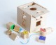 【木製玩具】知能玩具 パズルボックス