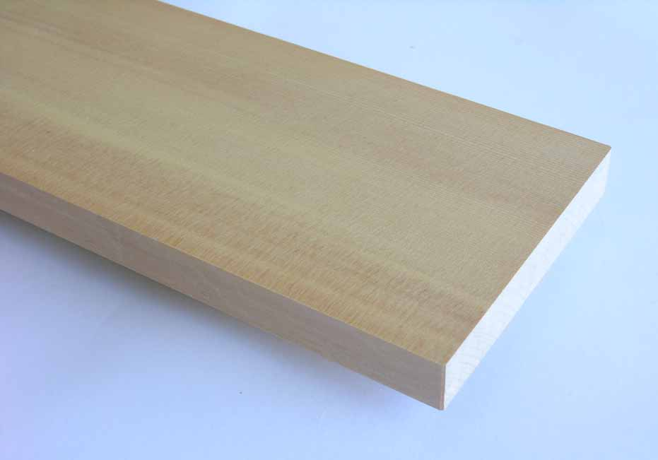 木の表札(大) 4枚1セット  縦452ミリ 幅143ミリ 厚み23ミリ 材質スプルース