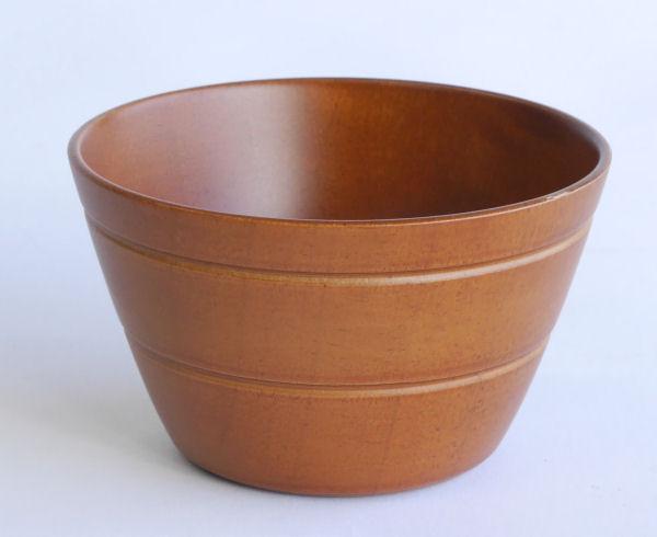 【木製キッチン用品】【木の食器】 スープボール ライトブラウン