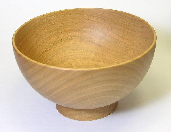 【木製キッチン用品】【木のお茶碗】 吹上ご飯椀さくら 大