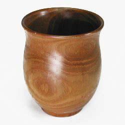 【木製キッチン用品】【木製湯飲み】 お湯のみLサイズ