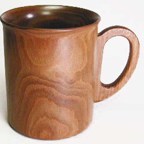 【木製キッチン用品】【木製マグ】 マグカップLサイズ
