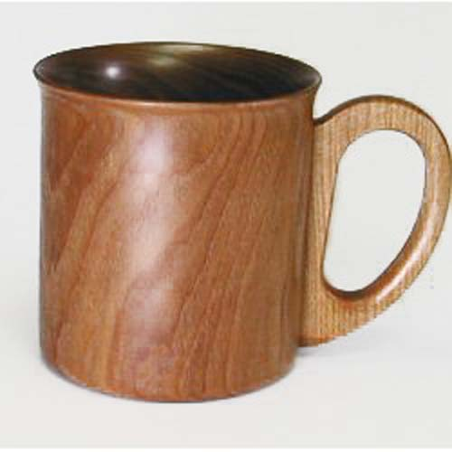 【木製キッチン用品】【木製マグ】 マグカップSサイズ