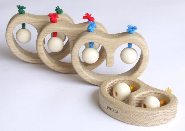 【木製玩具】【木のおもちゃ】 イイコイイコA
