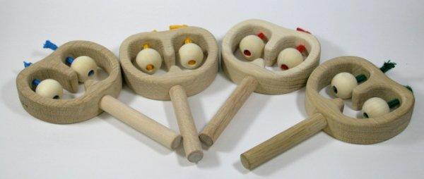 【木製玩具】【木のおもちゃ】 イイコイイコB