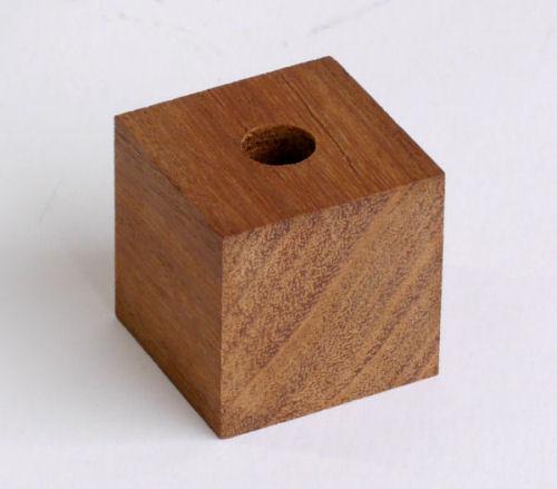 【木製文具】【木のペン立】 1本ペン立て