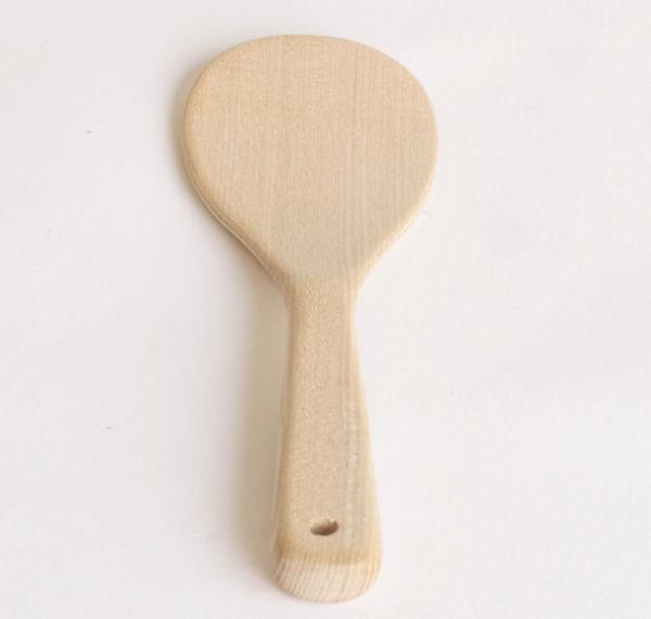 【木製キッチン用品】【木製しゃもじ】 しゃもじ