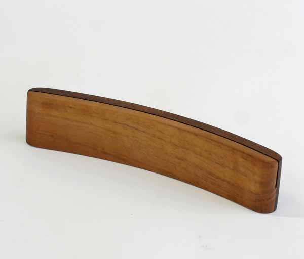 【木製雑貨】【木製写真立】 カードスタンド200・ウォルナット