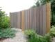 木製フリーフェンス1000・1スパン 取付け取外し簡単 アクセントフェンス 目隠しフリーフェンス 高耐久