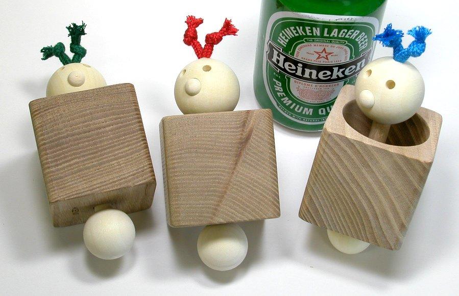 【木製玩具】【木のおもちゃ】 イナイイナイバァ
