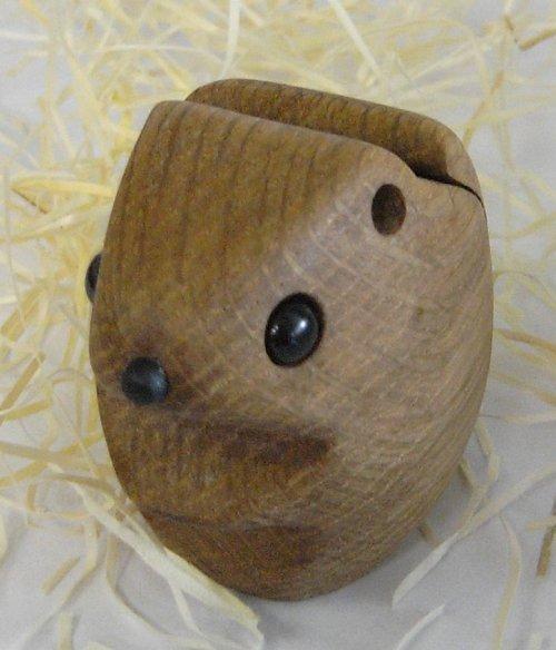 【木製文具】【木の文鎮】 ペーパーウェイト モモンガ