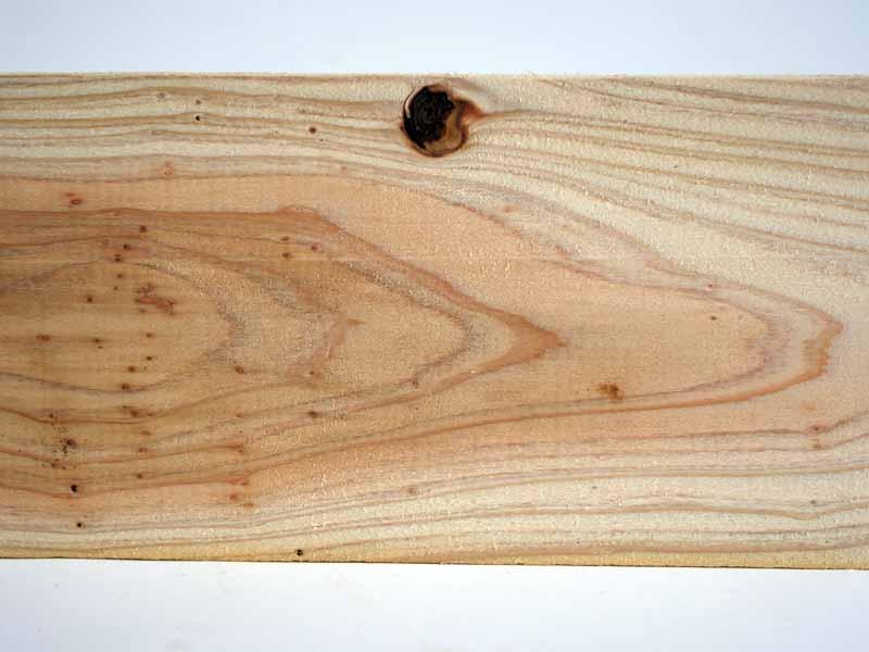 横板 1450×15×105mm木製目隠しフェンス 日本製  国産杉