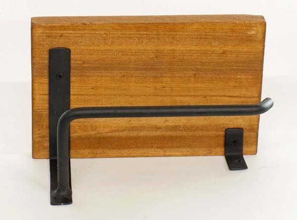 【木製雑貨】【木のペーパーホルダー】 オールドパインペーパーホルダーS