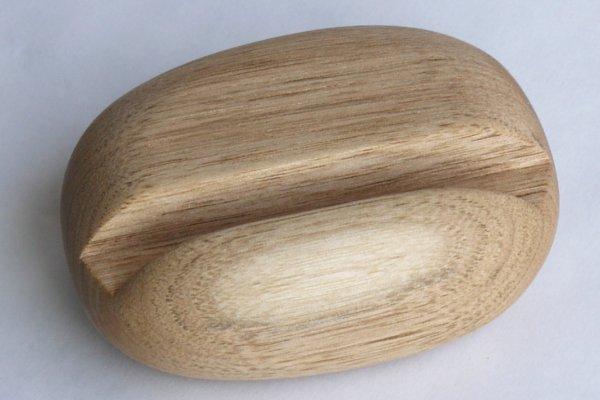 木製雑貨 木のCDスタンド  CDスタンドコーヒー豆 くるみ
