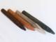 カラー杭丸太(杉)  500 mm×約60mm  先付け 10本セツト【色を選んで下さい】