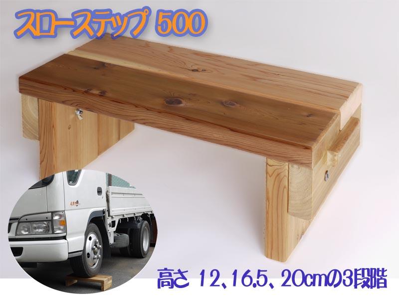 スローステップ500  【運動用 踏み台】【踏み台昇降】