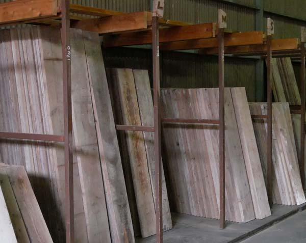 中古足場板ベーシック Lサイズ 約200mm×約35mm×1600mm  材質 国産スギ