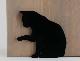 【雑貨】【ライト】 ウォールライト猫ちょっかい