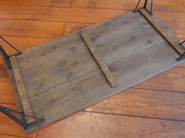 中古足場板・加工塗装品A  Mサイズ 約200×約35mm×長さ1400mm 材質 国産スギmm