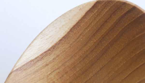 【木製キッチン用品】 チークスプーンLサイズ