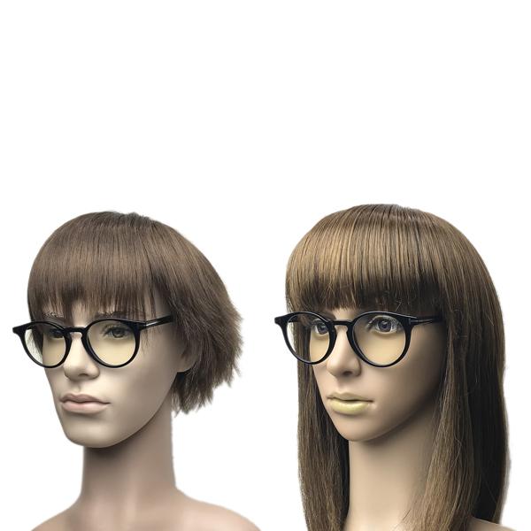 TOM FORD メガネフレーム ブラック 眼鏡 伊達メガネ用ブルーライトカットレンズ付 パソコン用 PCメガネ TF-5557B-001