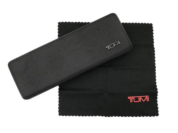 TUMI メガネフレーム 0064 マットブラック
