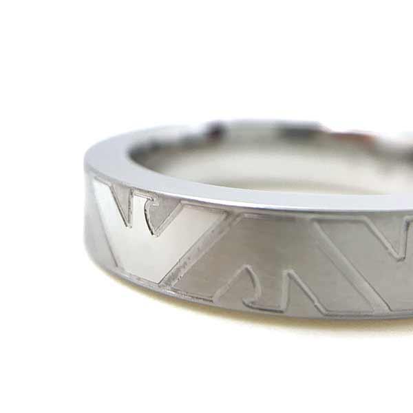 EMPORIO ARMANI リング・指輪 マットシルバー EGS2601040